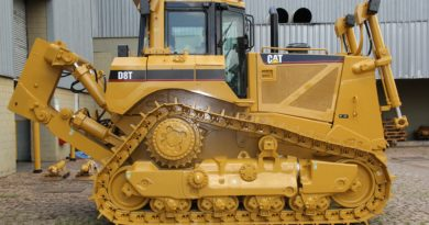 caterpillar technology